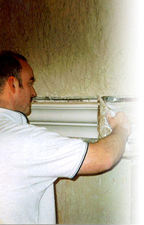 Internal Plastering - sean wheatley north devon south west specialist plastering